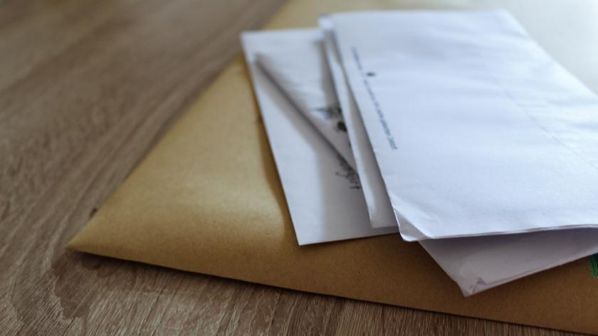 Unopened letters