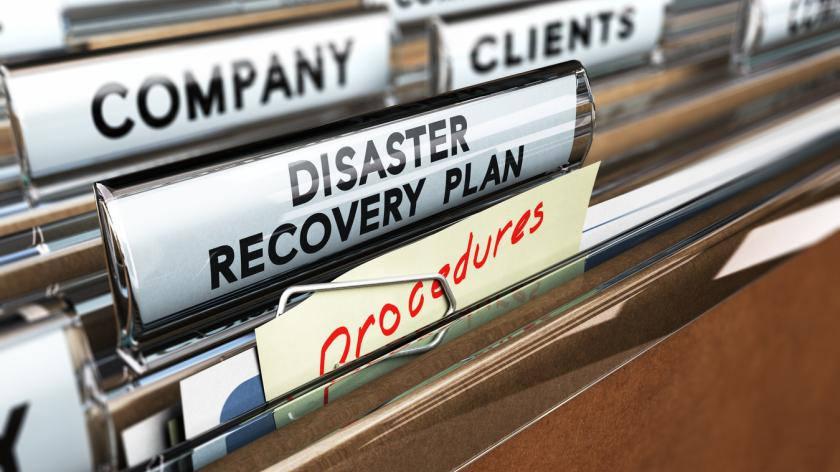 Disaster Recovery Plan picture