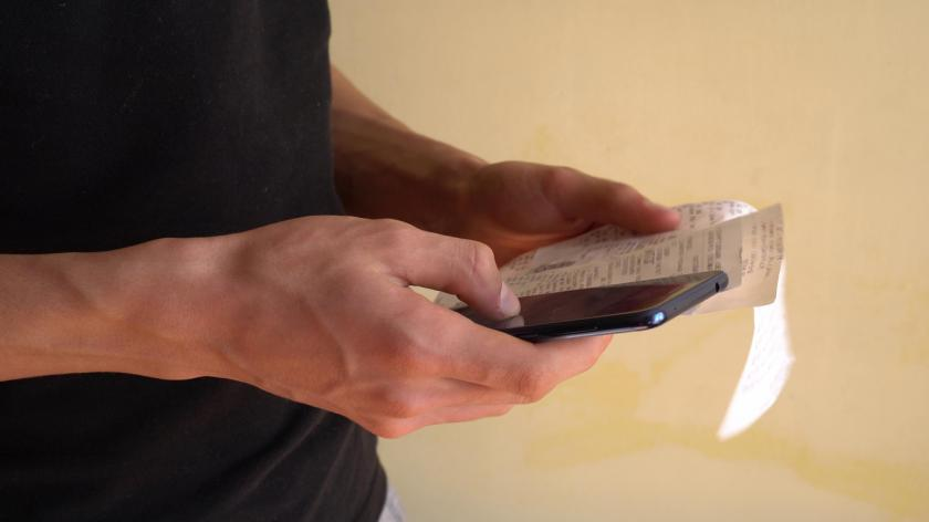Where are receipt capture apps heading, asks Nick Levine
