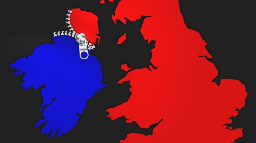 Ireland-UK Brexit