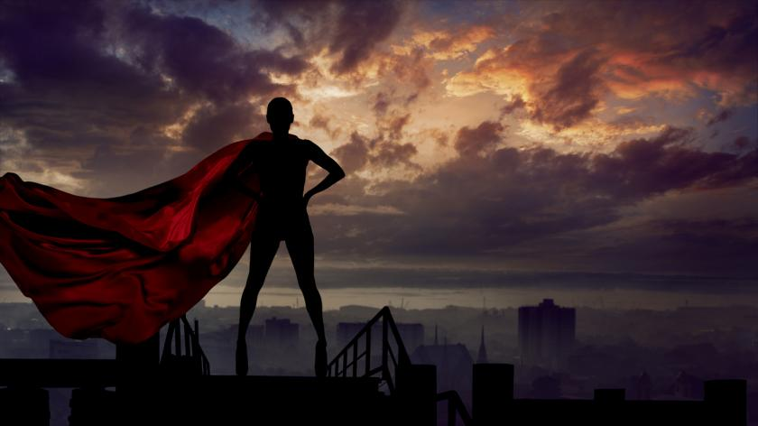 Practice management is less about heroics than being human