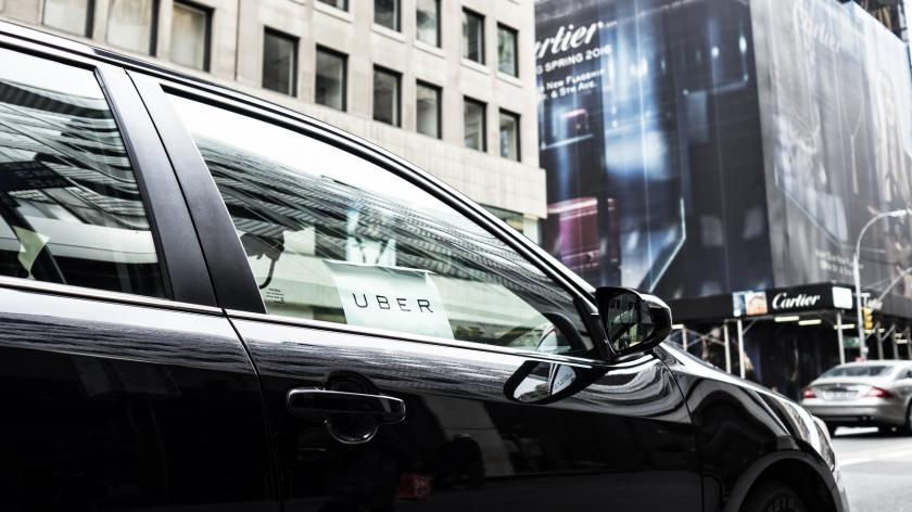 Who's waiting for accountancy's version of Uber?