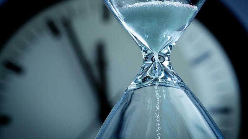 Hourglass Sands of Time Deadline