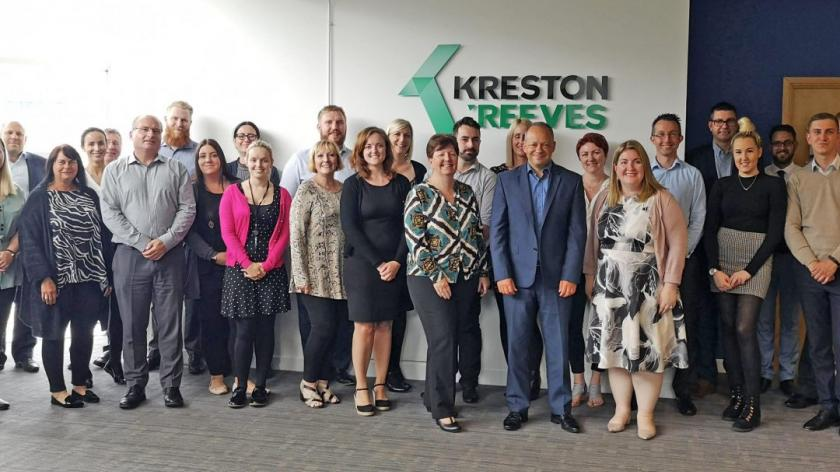 Kreston Reeves – 2019 Finalist