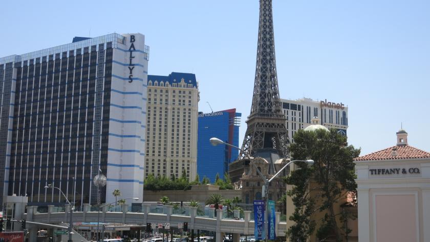 Las Vegas - venue for FinancialForce Community Live 2017