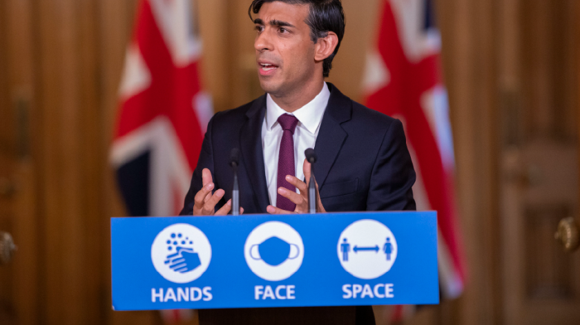 Chancellor Rishi Sunak sets out Covid recovery strategy at Budget 2021