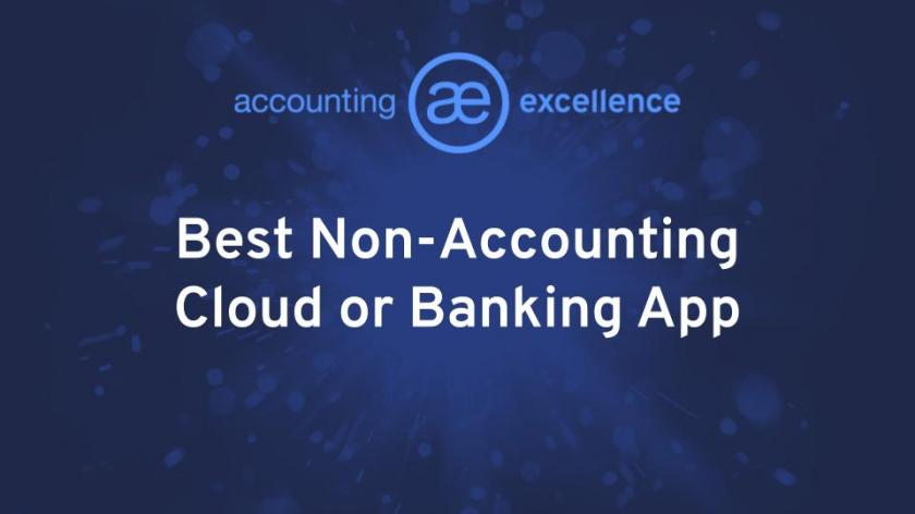 Best Non-Accounting Cloud or Banking App