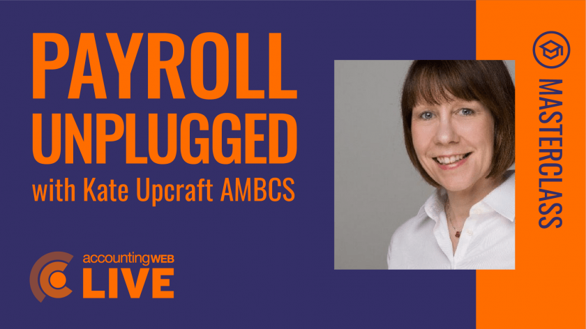 Payroll Unplugged with Kate Upcraft