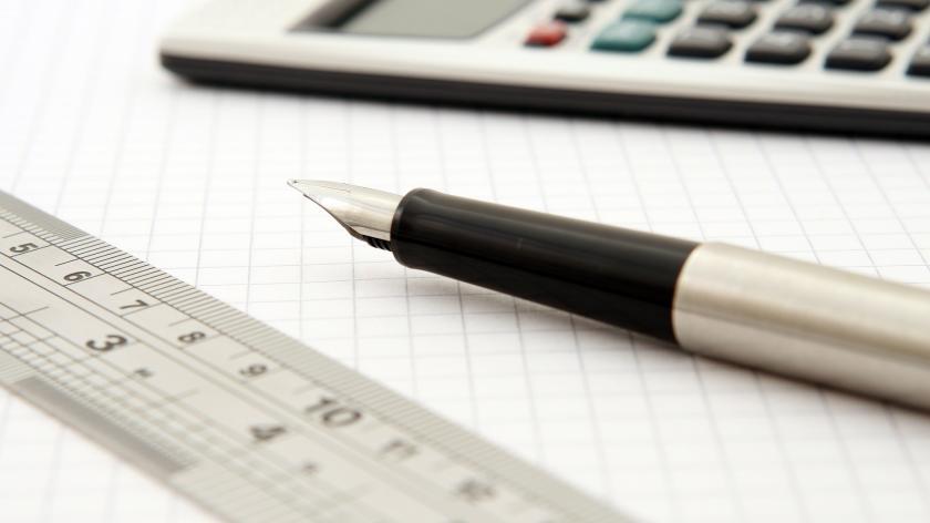 pen ruler calculator