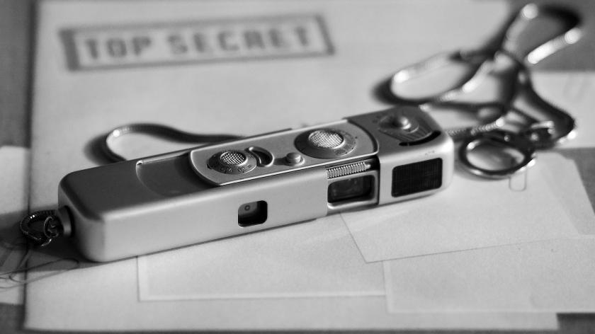 spy equipment top secret
