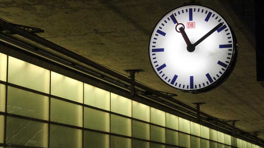 railway delay