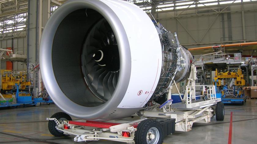 rolls royce aeroplane engine