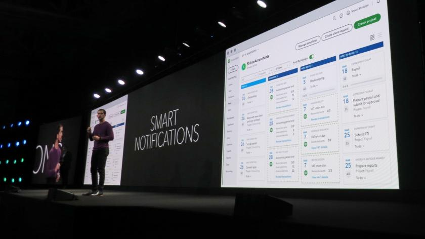 QuickBooks Smart Notifications launched at QB Connect 2019