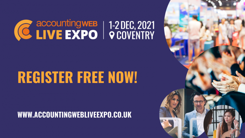 registration opens for AccountingWEB Live Expo