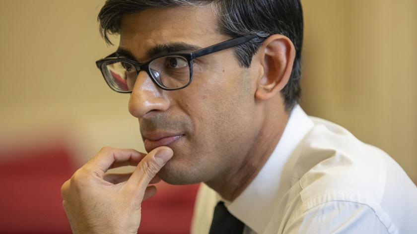 Rishi Sunak prepares for 2020 summer economic update on 8 July