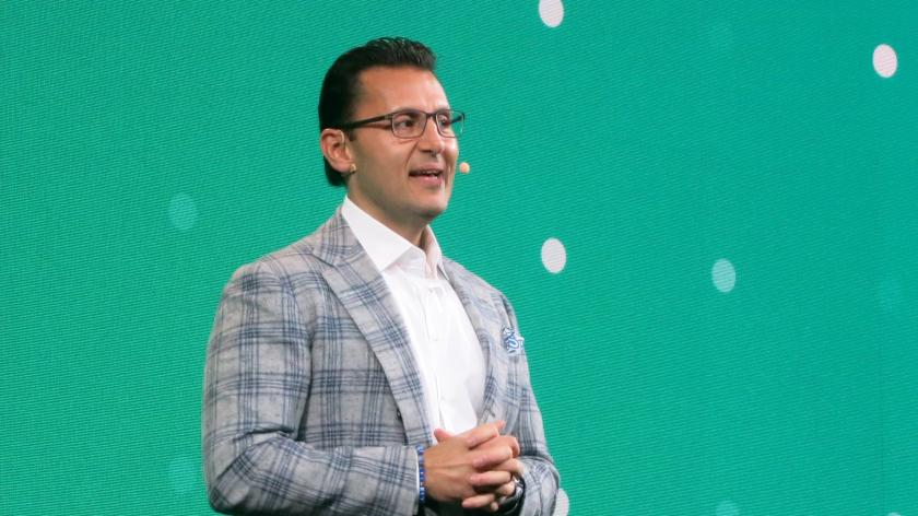 Sasan Goodarzi; ''Don't call QuickBooks an accounting platform'