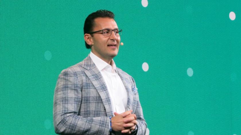 Sasan Goodarzi; ''Don't call QuickBooks an accounting platform'