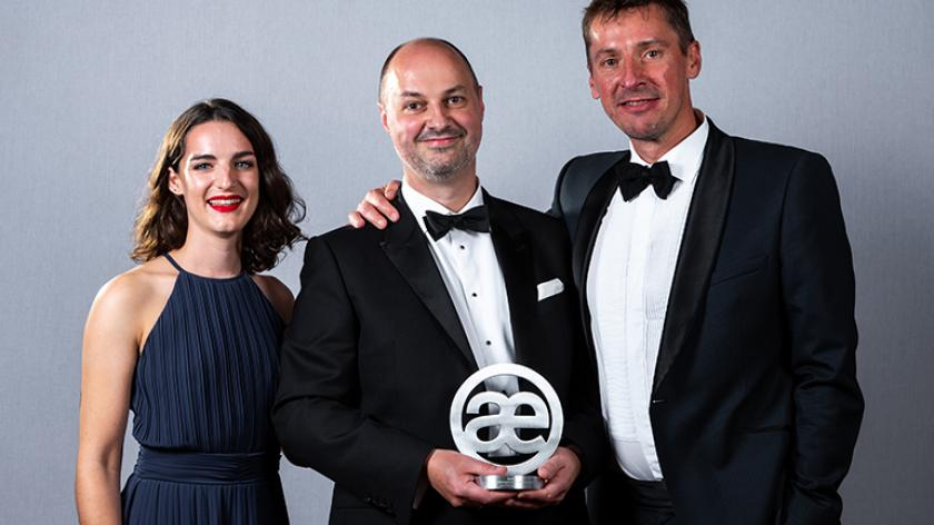Senta - 2019 Accounting Excellence Award winner for practice management software of the year