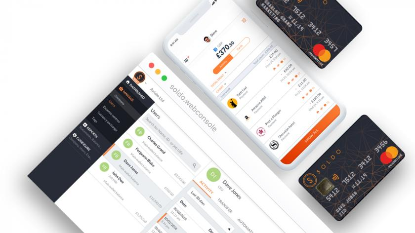 Soldo spend control toolkit - cards and expenses app
