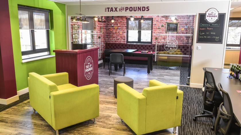 Tax & Pounds