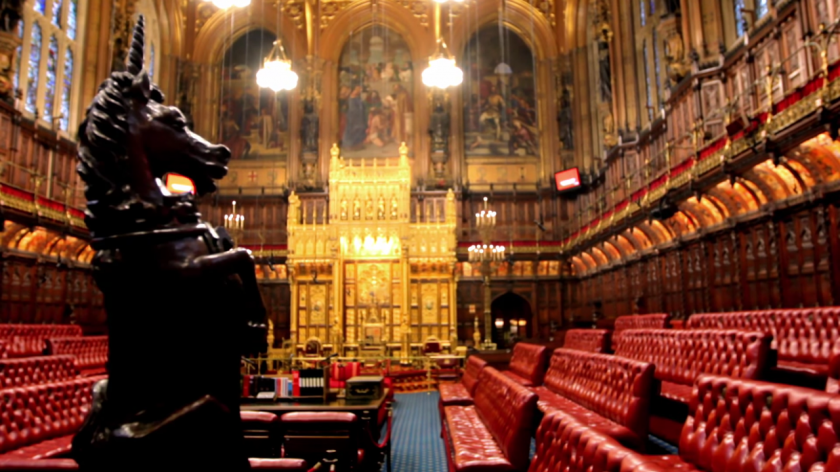 Lord Sikka gives maiden speech to the House of Lords