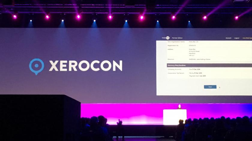 Portents from Xerocon USA