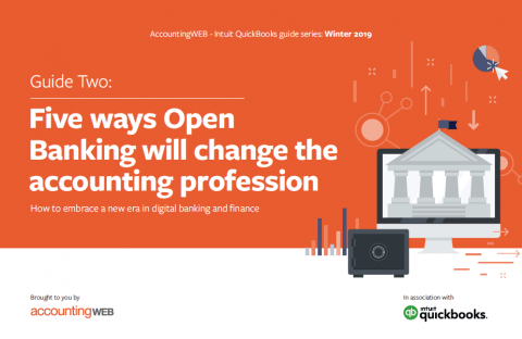 Five ways Open Banking will change the accounting profession