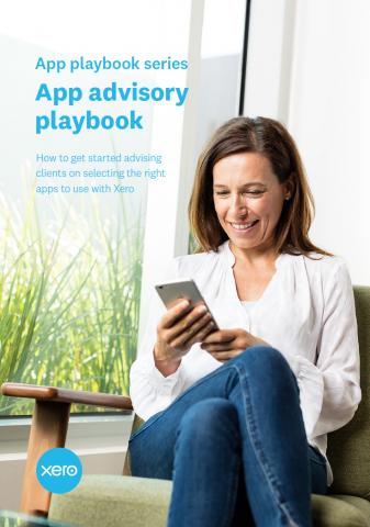App Advisory Cover