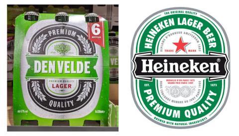 Heineken and Denvelde