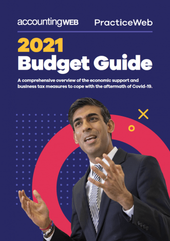 AccountingWEB PracticeWEB Budget Report 2021