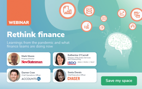 Rethink Finance: learnings from the pandemic webinar