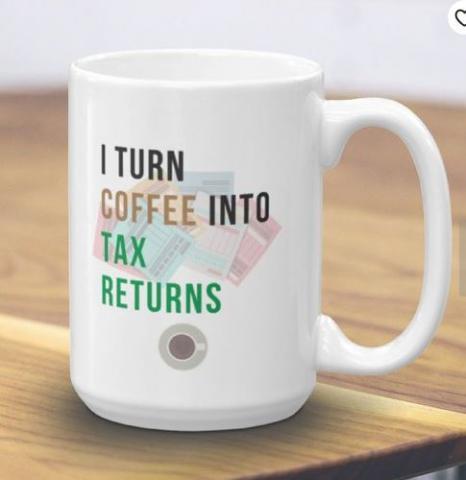 coffee tax returns