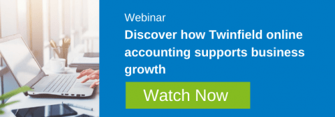Webinar: Discover how Twinfield online accounting supports business growth