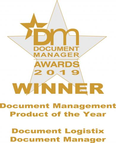 Document Manageent Product of the Year