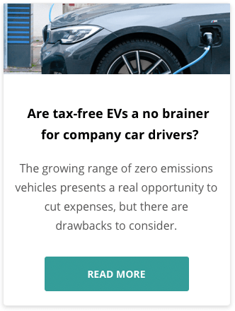 Are tax-free EVs a no brainer  for company car drivers?