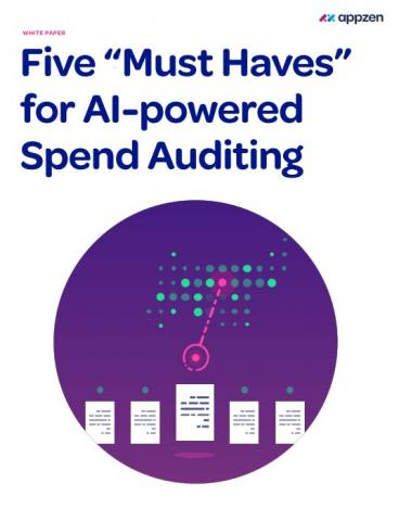 five must haves for ai powered spend auditing