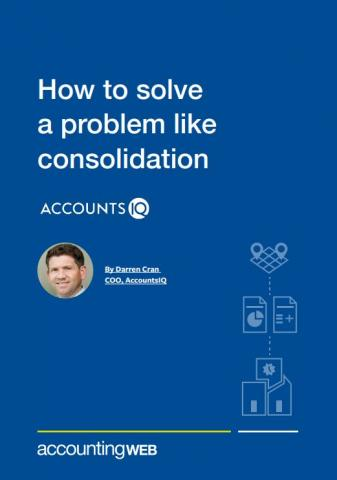 how to solve a problem like consolidation
