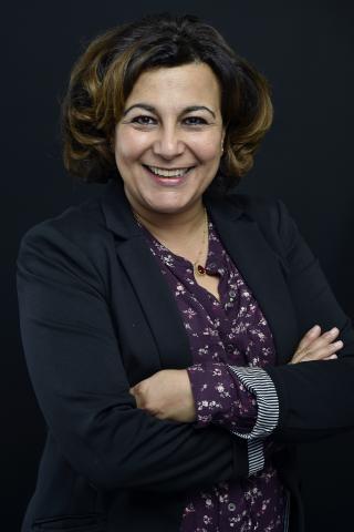 IOC Lana Haddad