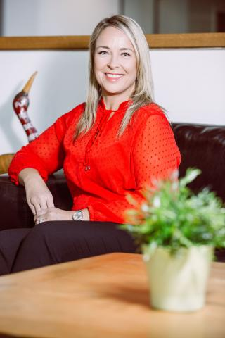 Louise Wilson at Moneypenny