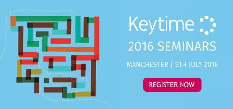 keytime manchester seminar