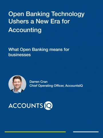open banking accoutnsiq