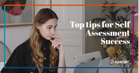 Webinar: Top tips for Self Assessment Success