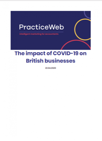 PracticeWEB Covid19 Impact on British Businesses