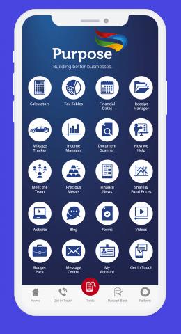 purpose app