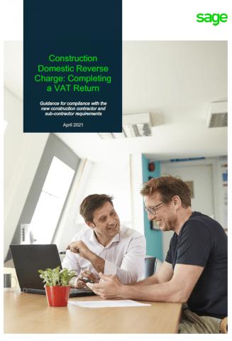 Sage CIS VAT returns