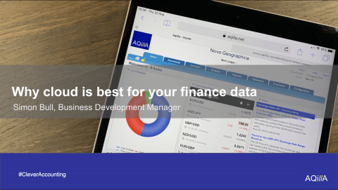 Aqilla ERP Webinar Cloud Accounting Finance