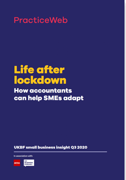 How accountants can help SMEs adapt PWEB