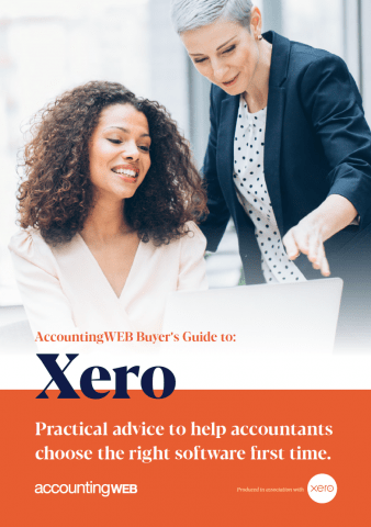 Xero Buyers Guide Cover