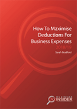 Maximise Business Expenses