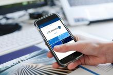 AccountsIQ new mobile app